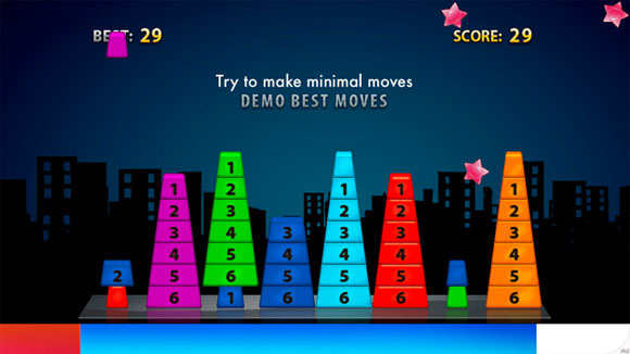 Six Towers HD Plus