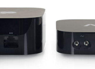 Apple TV 4 y Apple TV 3, lado a lado