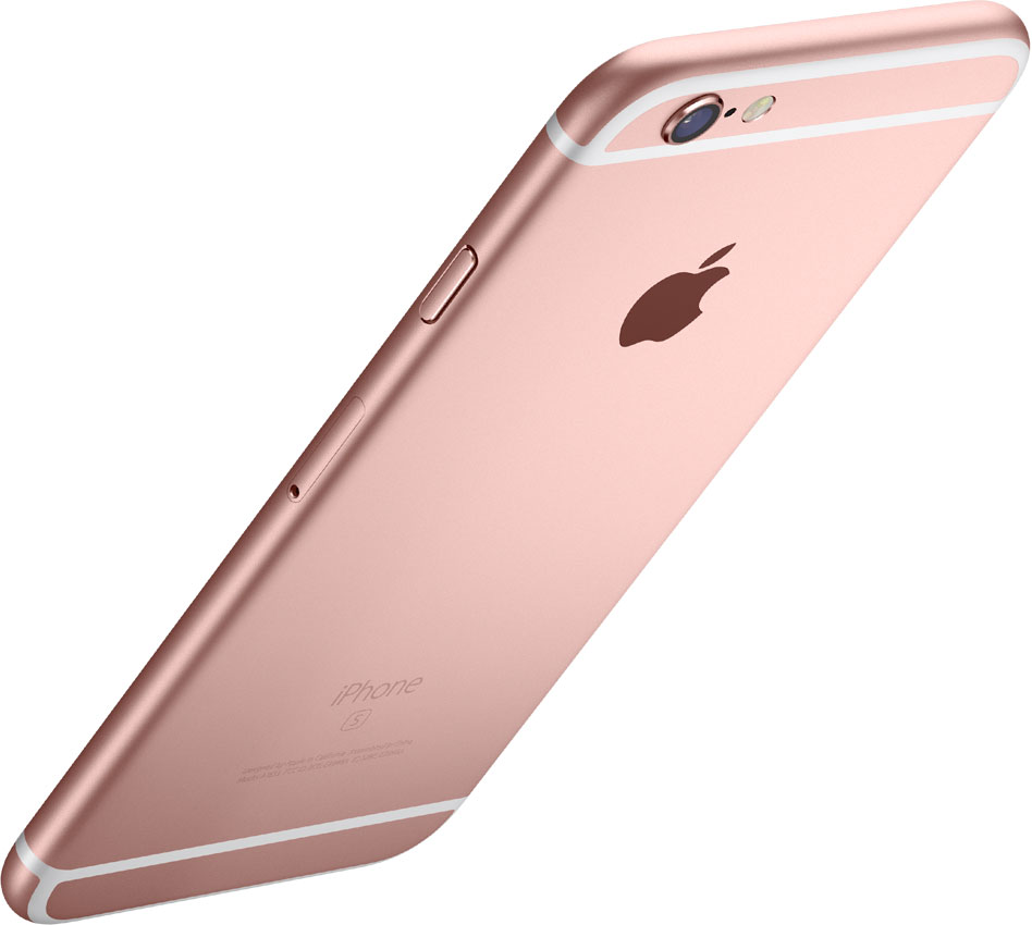 iPhone 6S oro rosado