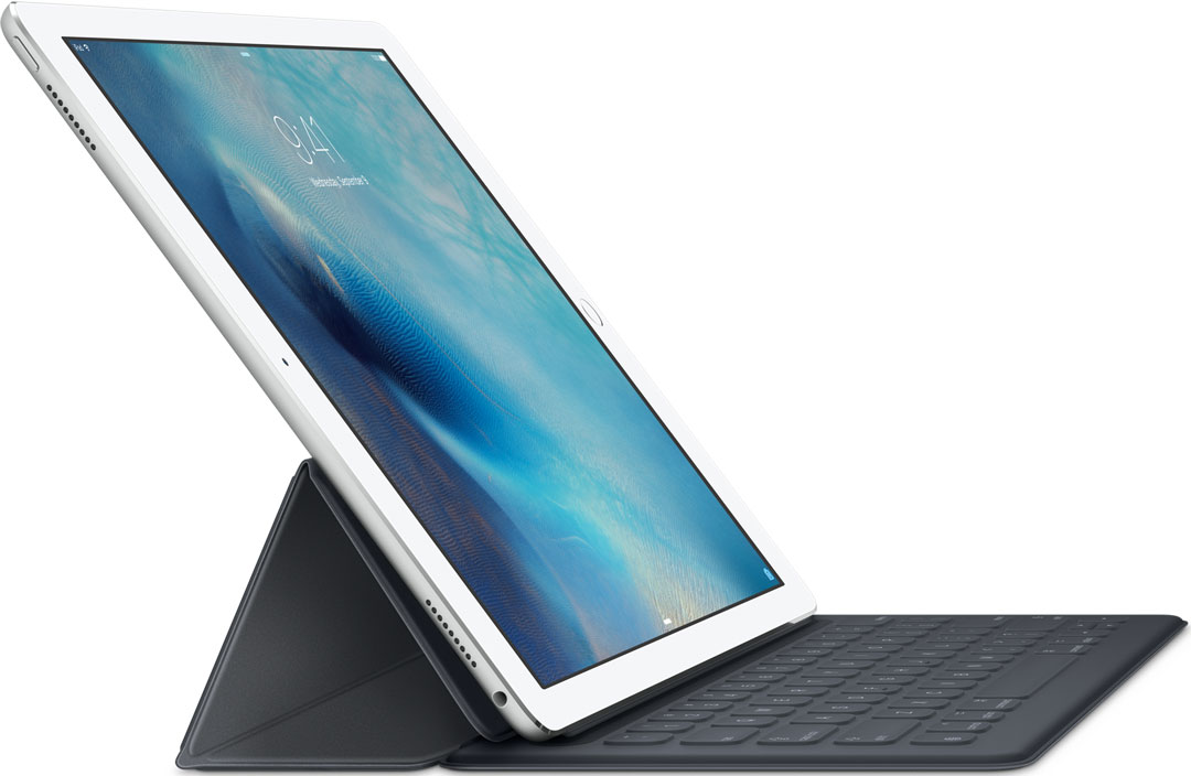 Teclado Smart Keyboard para iPad Pro