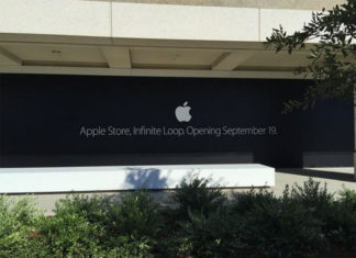 Apple Store de Infinite Loop