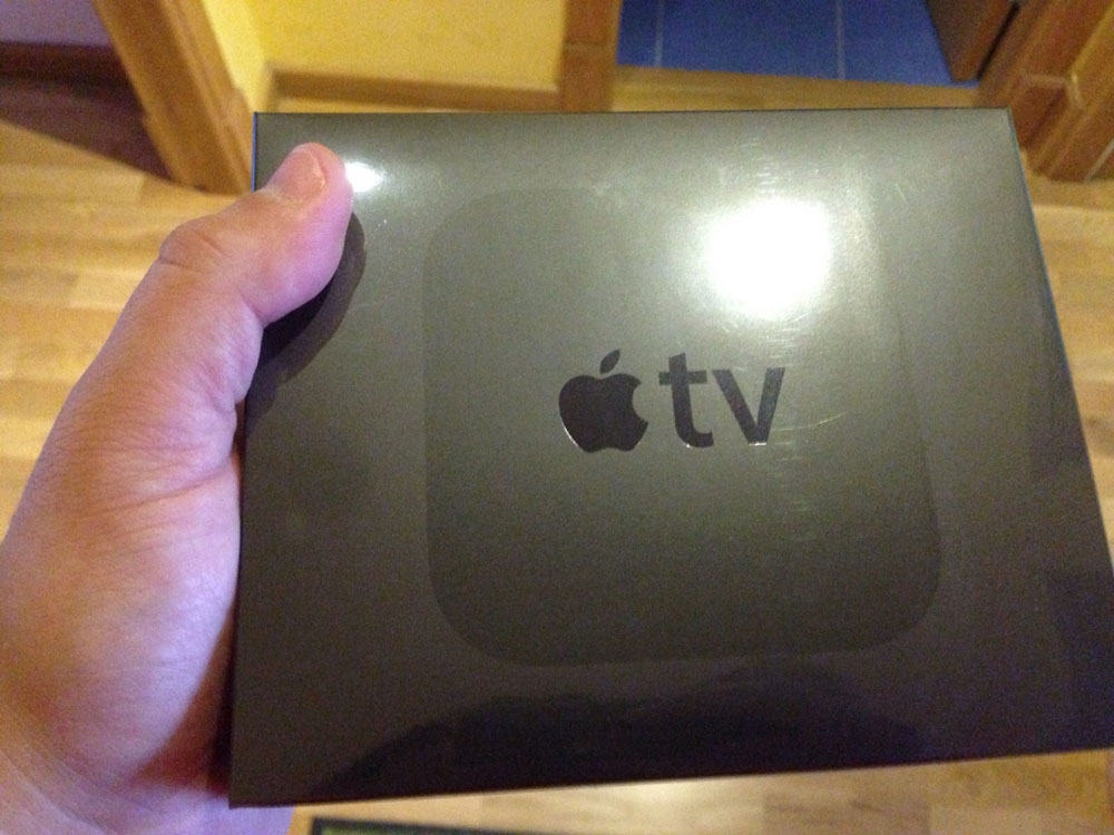 Apple TV de cuarta generación