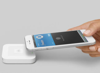 Square funciona con Apple Pay