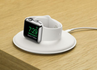 Dock para el Apple Watch