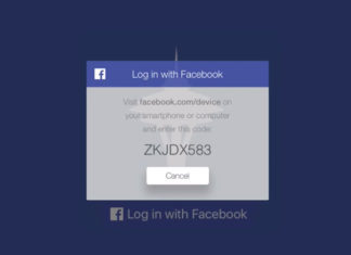 SDK de Facebook para el Apple TV