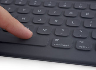 Smart Keyboard del iPad Pro