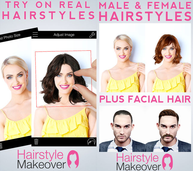 Hairstyle Makeover Premium