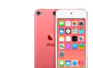 iPod touch rosa