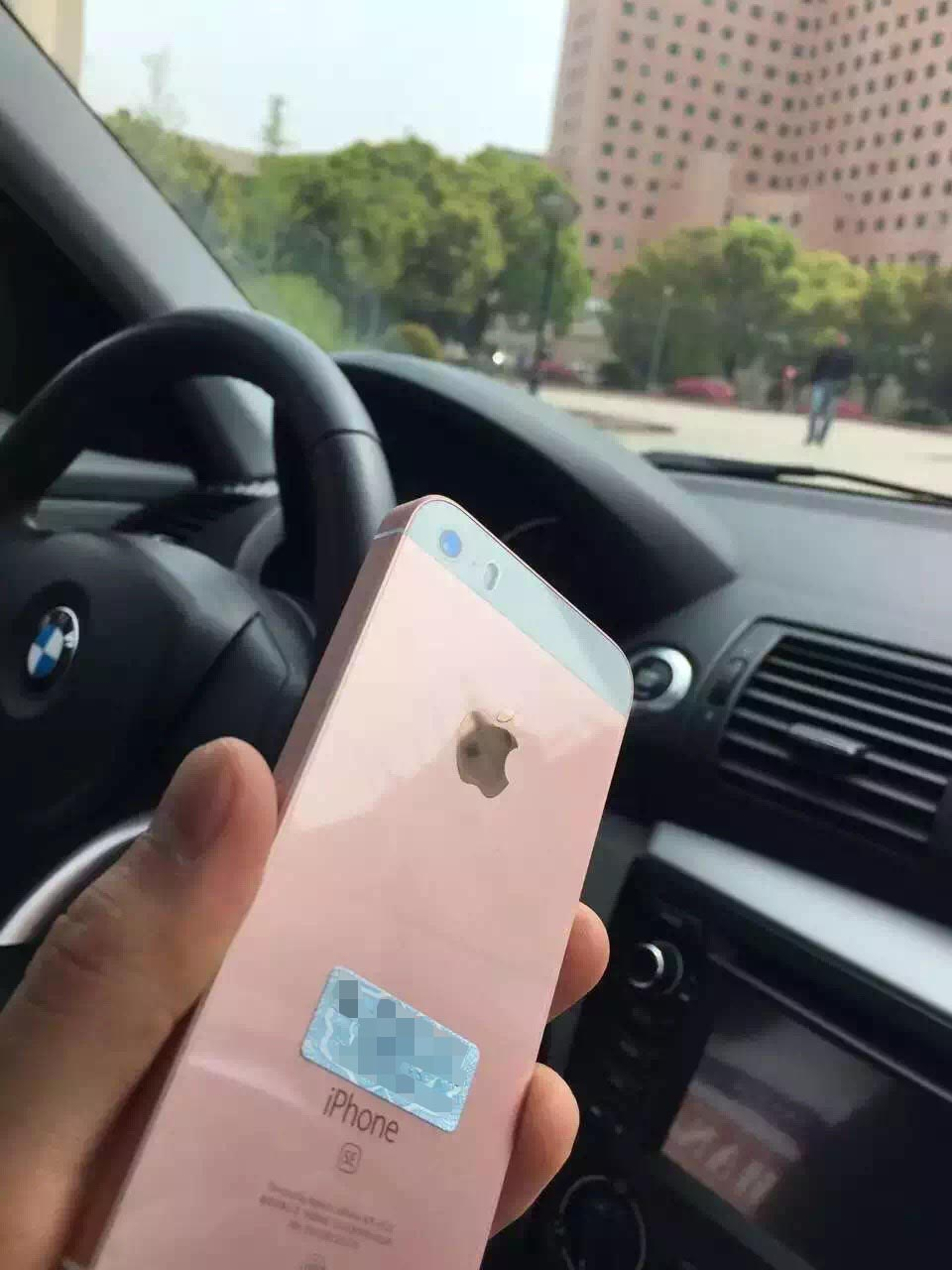 El iPhone SE sale de China