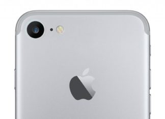 Render del posible diseño del iPhone 7