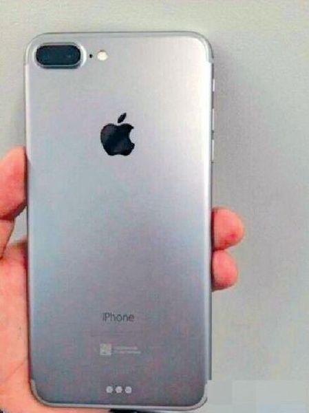 Posible iPhone 7 Plus