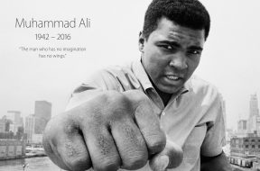 Muhammad Ali en la web de Apple