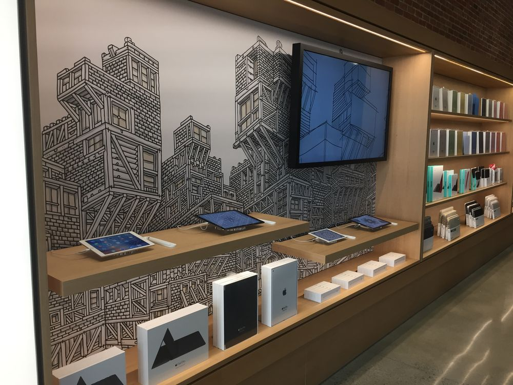 Apple Store de Brooklyn en Nueva York