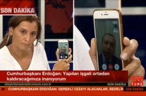 Erdogan en FaceTime