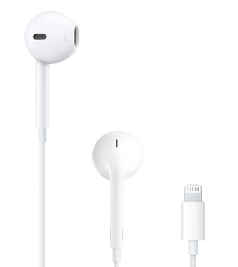Auriculares Lightning de Apple
