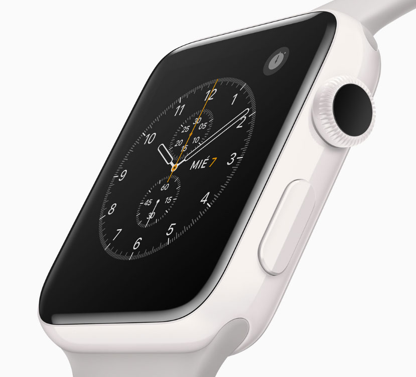 Apple Watch 2 Edition de cerámica