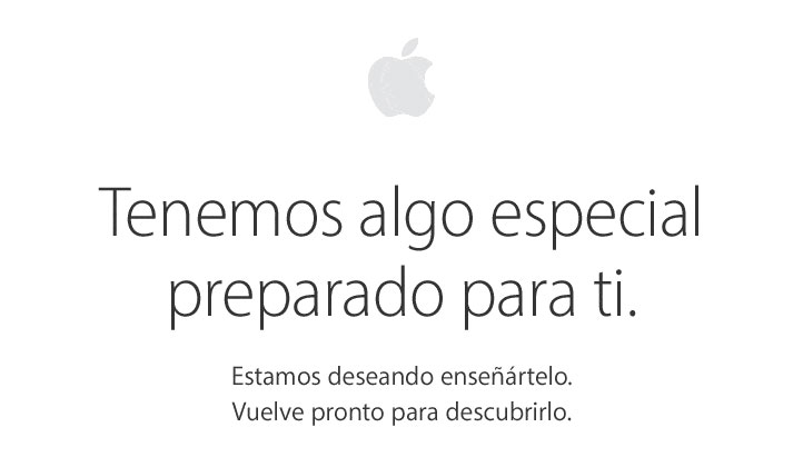 Apple Store cerrada