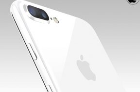 iPhone 7 jet white o blanco brillante