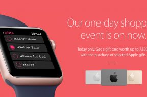 Oferta de Black Friday de Apple para el 2016