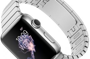 Apple Watch plateado