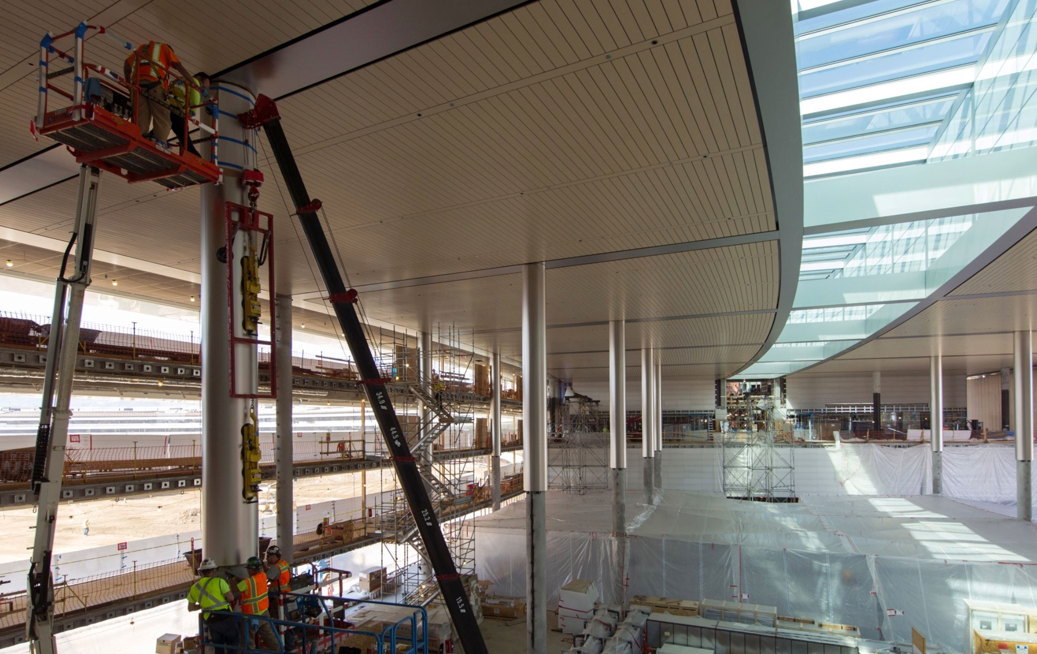 Oficinas de Apple en el Campus 2