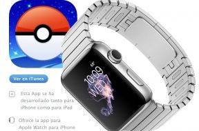 Apple Watch para Pokemon Go