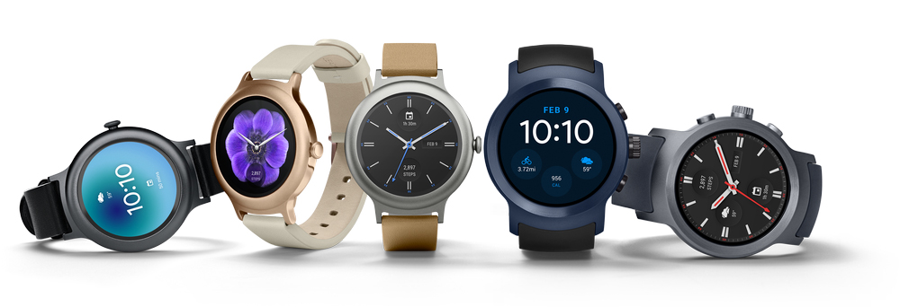 LG Watch con Android Wear 2