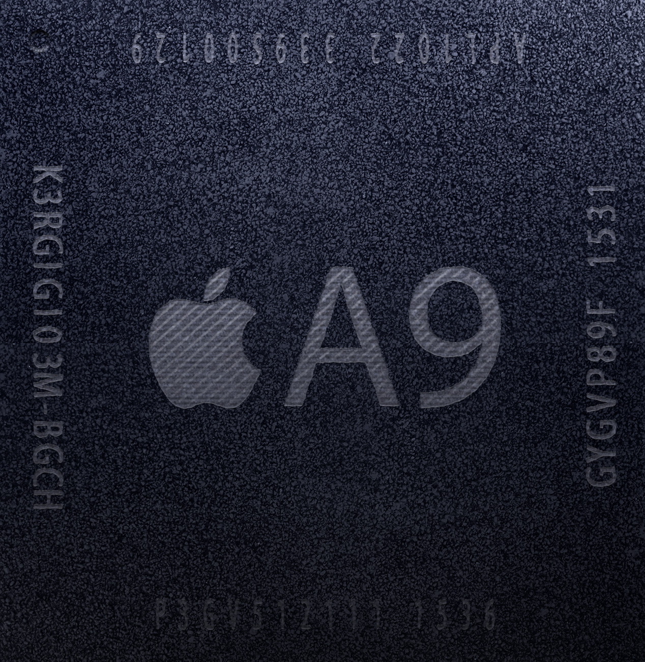 CPU Apple A9 fabricada por TSMC