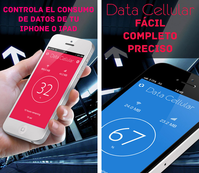 Data Cellular Counter Pro