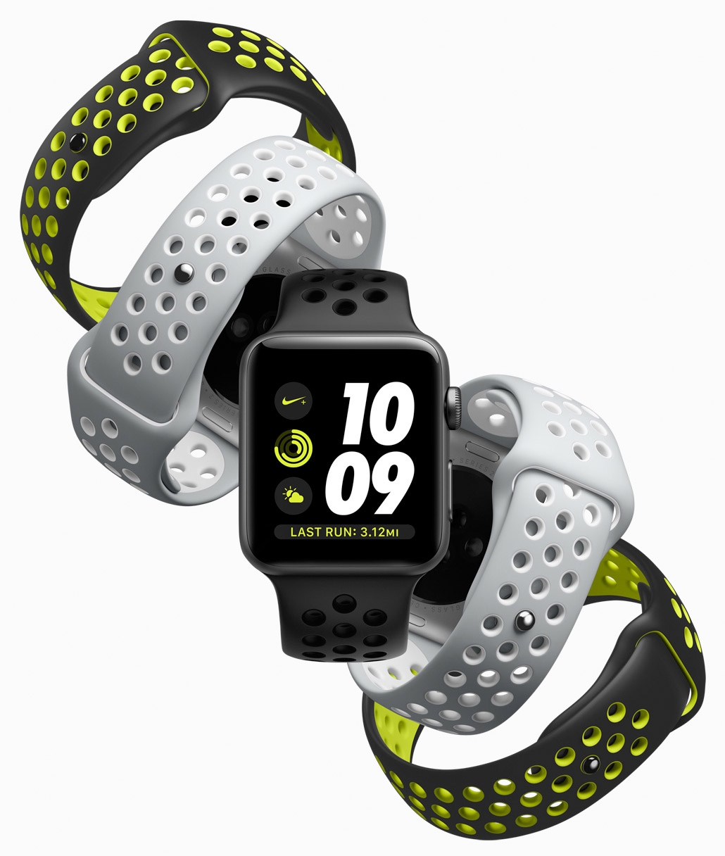 Nuevas correas para el Apple Watch (Primavera del 2017)