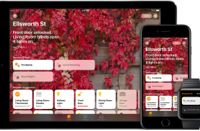 App de Home controlando dispositivos HomeKit