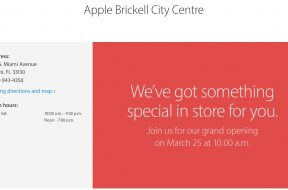 Inauguración de la Apple Brickell City Centre
