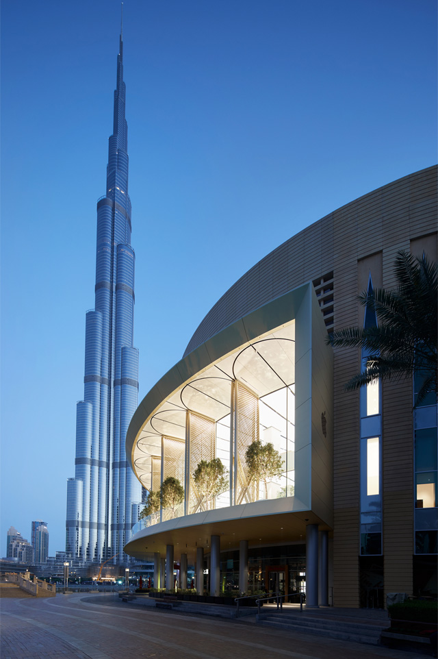 Apple Store de Dubai