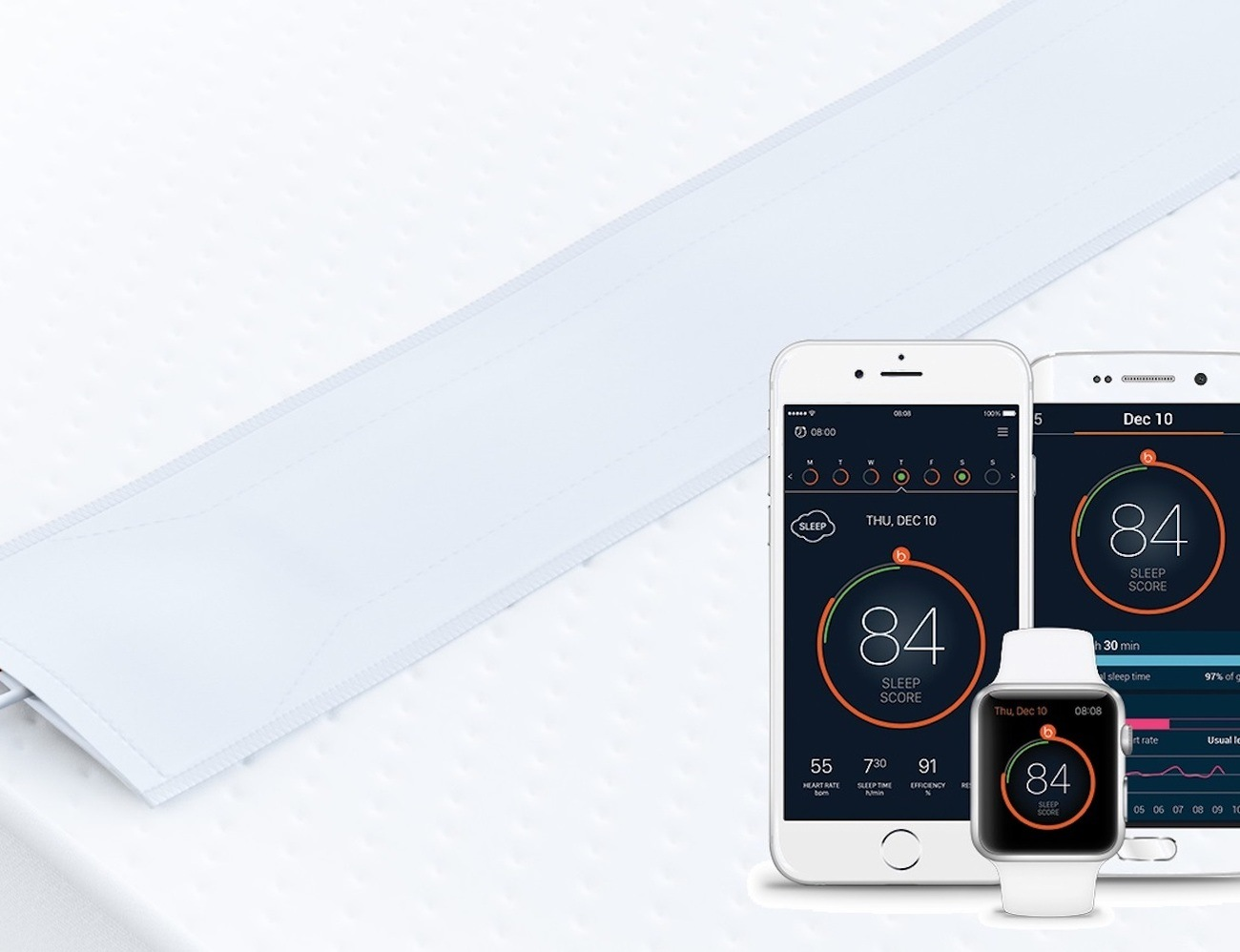 Beddit Sleep tracking monitor