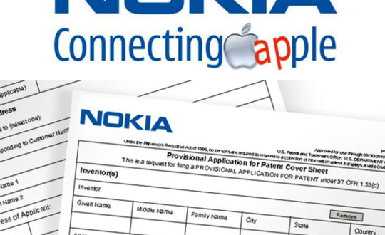 Nokia, connecting Apple