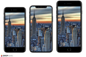 iPhone 8 comparado con el iPhone 7 y 7 Plus