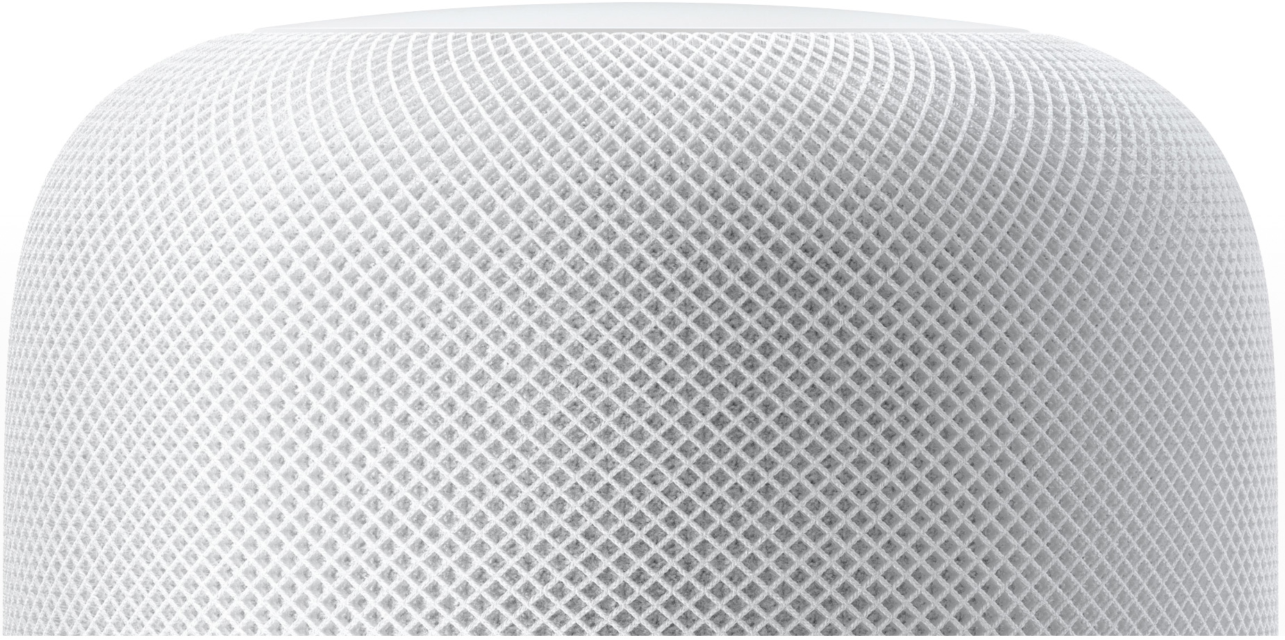HomePod en blanco