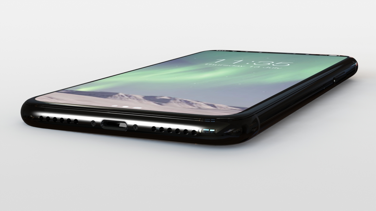 IPhone Pro Design Concept