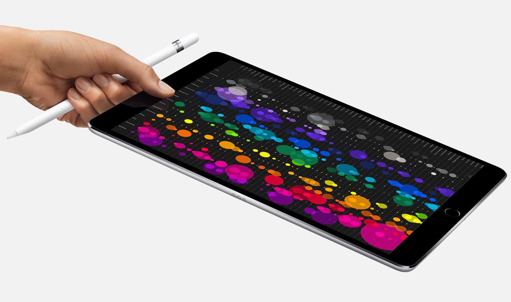 iPad Pro de 10,5 pulgadas con el Apple Pencil