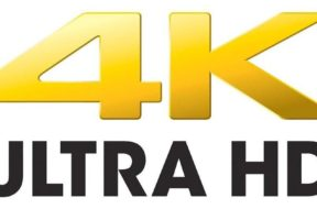 Logotipo de 4K ULTRA HD