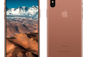 iPhone 8 en color Blush Gold