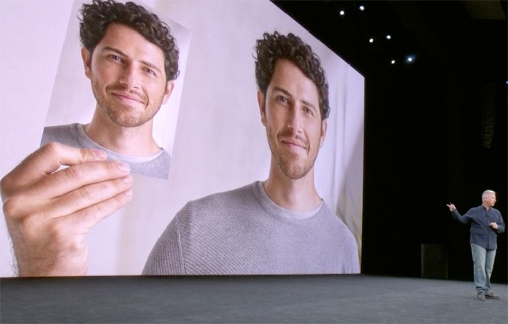 Fotos para intentar engañar a Face ID