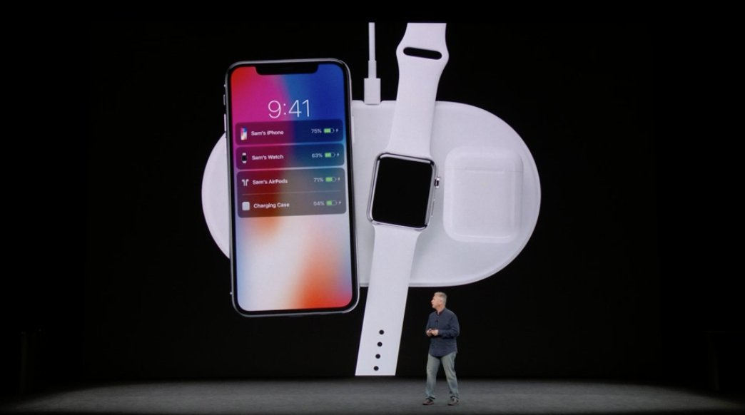 Plataforma de carga para iPhone, Apple Watch y AirPods