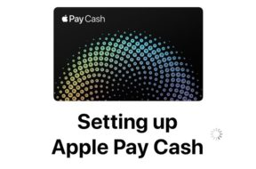 Configurando Apple Cash