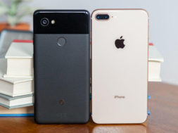 Google Pixel 2 Vs iPhone 8
