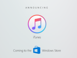 iTunes en la Windows Store