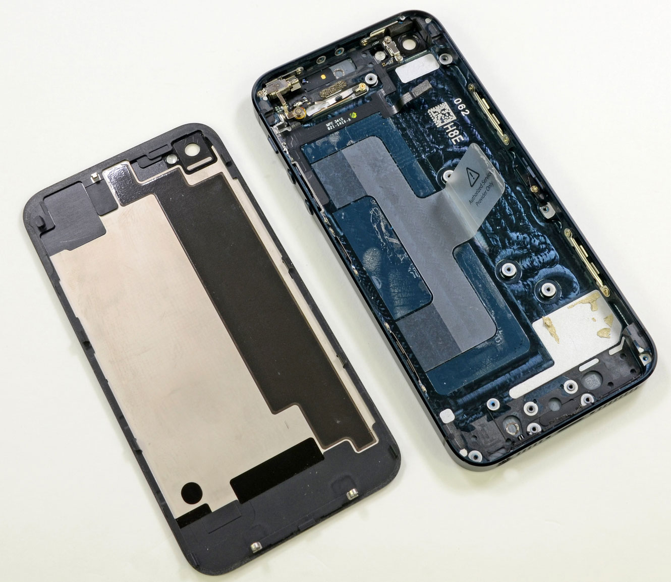 Carcasa Unibody del iPhone 5
