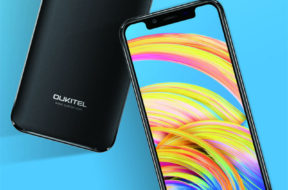Oukitel U18, clon del iPhone X