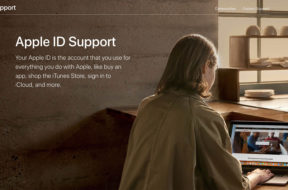 Web de Apple ID