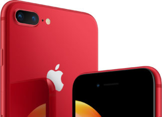 iPhone 8 y 8 Plus rojo de la serie (PRODUCT)RED